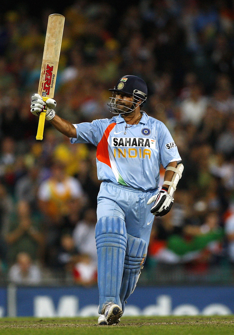 top circket player sachin tendulkar double century