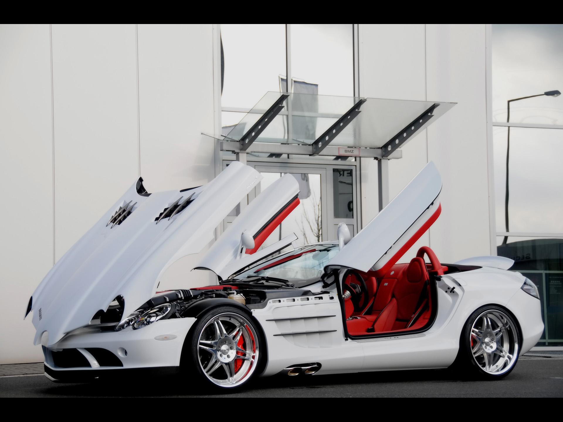 Fast Cars: Brabus Cars
