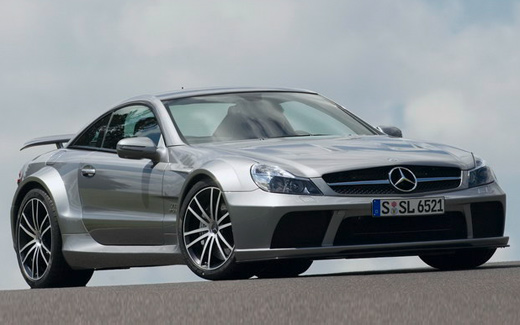 Mercedes-Benz SL65 Gallery
