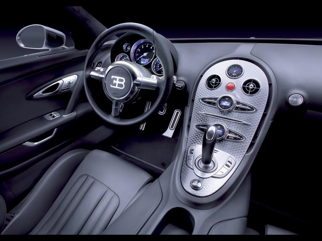 Bugatti Veyron pursang